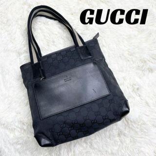Gucci - 【大人気】GUCCI グッチ GG キャンバス ハンドバッグ ミニトートバッグ