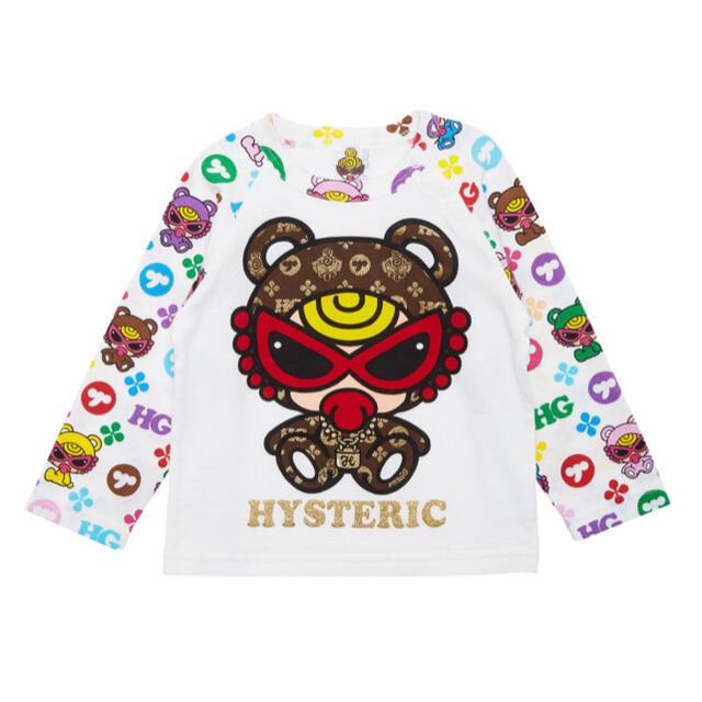 HYSTERIC MINI(ヒステリックミニ)の*19* キッズ/ベビー/マタニティのベビー服(~85cm)(Tシャツ)の商品写真