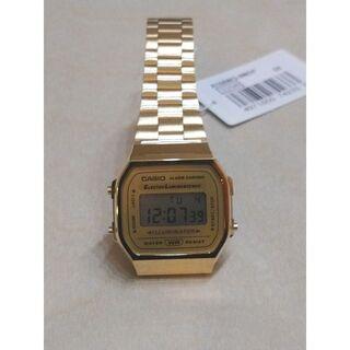 カシオ(CASIO)のCASIO vintage series A-168WG-9WDF(腕時計(デジタル))