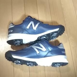 New Balance - NEW BALANCE スパイク ゴルフシューズ
