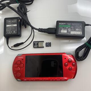 PlayStation Portable - SONY PSP-3000 本体 FFおまけ