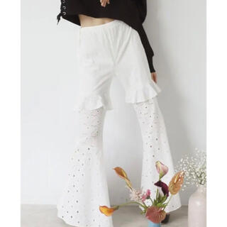 Honey mi Honey - honey mi honey cotton lace flare pants