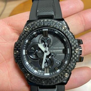 カシオ(CASIO)のCASIO G-SHOCK GST-B100X-1AJF(腕時計(アナログ))