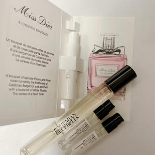 ディオール(Dior)の香水 4本セット(香水(女性用))