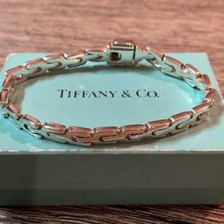 Tiffany & Co. - TIFFANY ティファニー Yリンクチェーン ブレスレット ヴィンテージ