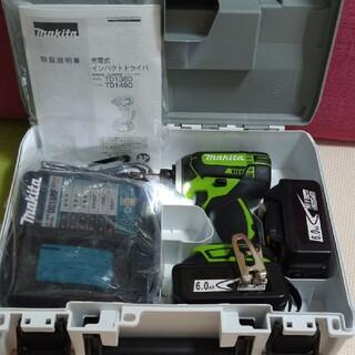 Makita - 超美品!マキタ TD149D 18V インパクトドライバー フルセット