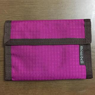 mont bell - モンベル ワレット 財布 二つ折り財布