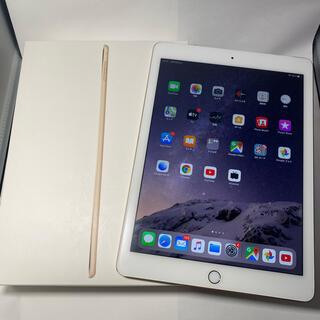 Apple - 【オマケ付き】iPad Air 2 ゴールド64GB wifi+cellular