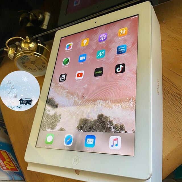 iPad(アイパッド)のユウ様専用 極美品 iPad2 16GB  WiFiモデル アイパッド 第2世代 スマホ/家電/カメラのPC/タブレット(タブレット)の商品写真