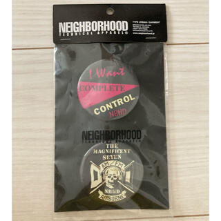 NEIGHBORHOOD - 未開封 NEIGHBORHOOD ネイバーフッド  バッジ