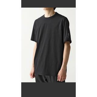 ワイスリー(Y-3)のY-3 adidas DY7182 コラボ クルーネック 半袖 Tシャツ(Tシャツ/カットソー(半袖/袖なし))
