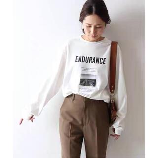 FRAMeWORK - FRAMeWORK  ロングスリーブTシャツ