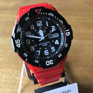 カシオ(CASIO)の新品✨カシオ CASIO スポーツ アナログ 腕時計 MRW-200HC-4B(腕時計(アナログ))
