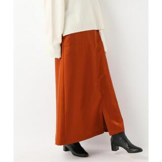 イエナスローブ(IENA SLOBE)のSLOBE IENA ロングスカート 新品(ロングスカート)