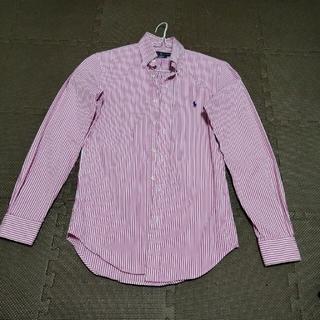 ラルフローレン(Ralph Lauren)のラルフローレン ストライプシャツ(シャツ)