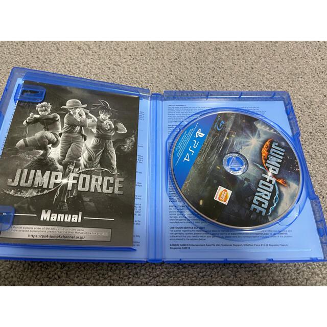 BANDAI NAMCO Entertainment(バンダイナムコエンターテインメント)のJump Force PS4 ジャンプフォース エンタメ/ホビーのゲームソフト/ゲーム機本体(家庭用ゲームソフト)の商品写真