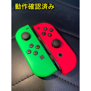 Nintendo Switch - Switch Joy-Con (L) ネオングリーン (R)ネオンピンク