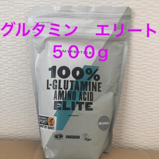 マイプロテイン(MYPROTEIN)のマイプロテイン L-グルタミン エリート 500g  (トレーニング用品)