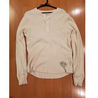 ラルフローレン(Ralph Lauren)のラルフローレン ヘンリーネックワッフルロンT(Tシャツ/カットソー(七分/長袖))