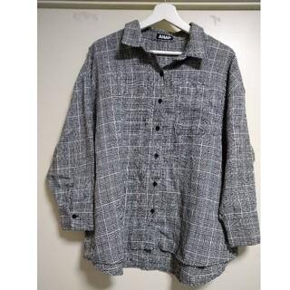 ANAP - ANAP グレンチェックシャツ