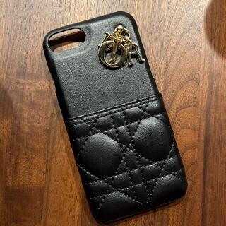 iPhone - 【美品】Dior iPhone SE 第二世代 ケース カバー ブラック