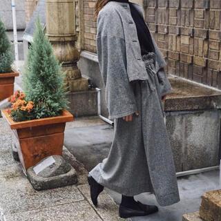 harenoti. LONDON- ツイードセットアップ ジャケット  スカート