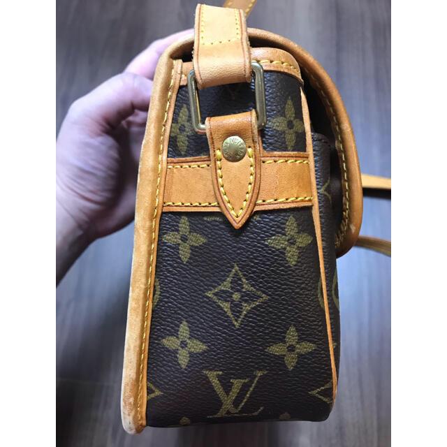 LOUIS VUITTON(ルイヴィトン)の週末限定お値下げ‼️【直営店購入】ヴィトン  ソローニュ バッグ ショルダー レディースのバッグ(ショルダーバッグ)の商品写真