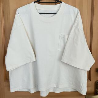 セポ(CEPO)のショート丈半袖T(Tシャツ(半袖/袖なし))