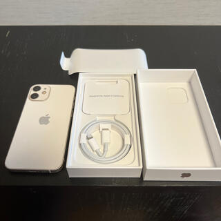Apple - iPhone 12 mini ホワイト 64GB MGA63J/A