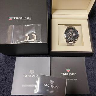 タグホイヤー(TAG Heuer)のタグホイヤー カレラ キャリバー16 デイデイト クロノグラフ CV2A1R(腕時計(アナログ))