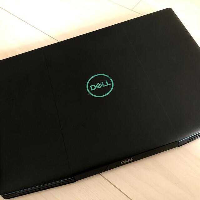 DELL(デル)のDell G3 ゲーミングノートPC  スマホ/家電/カメラのPC/タブレット(ノートPC)の商品写真