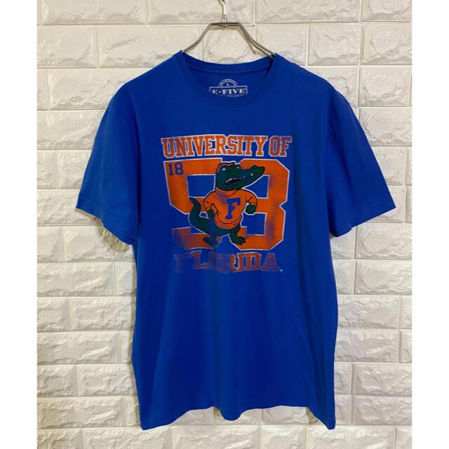 E FIVE   フロリダ大学 Tシャツ メンズのトップス(シャツ)の商品写真