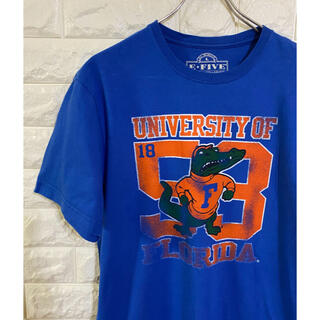 E FIVE   フロリダ大学 Tシャツ