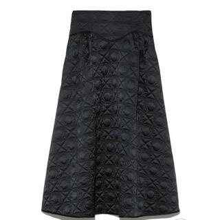 FRAY I.D - 今期新品セルフォード オリジナルキルティングスカート☆CELFORD