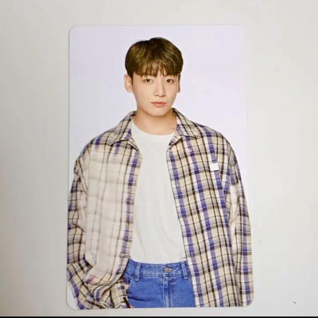 防弾少年団(BTS)(ボウダンショウネンダン)のBTS  Weverse Card  カードウォレット トレカ   公式 エンタメ/ホビーのCD(K-POP/アジア)の商品写真