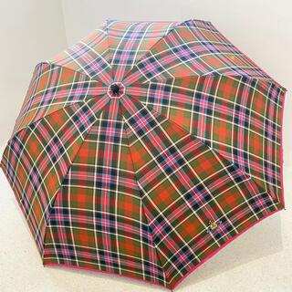 Vivienne Westwood - 【ヴィヴィアンウエストウッド】折りたたみ傘 マックマラ