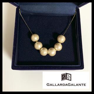 GALLARDA GALANTE - 新品 コットンパールネックレス