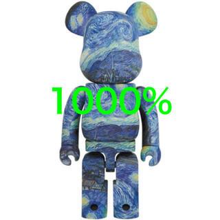 MEDICOM TOY - Be@rbrick Gogh The Starry Night BE 1000%