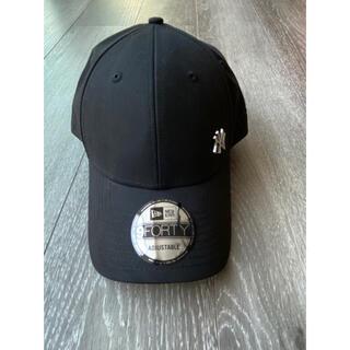 ニューエラー(NEW ERA)のニューエラ キャップ ニューヨークヤンキース 帽子 ブラック 新品 正規品(キャップ)