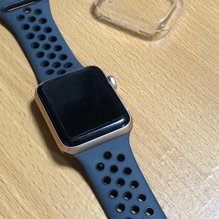 Apple Watch - アップルウォッチ シリーズ3 セルラーモデル 42mm