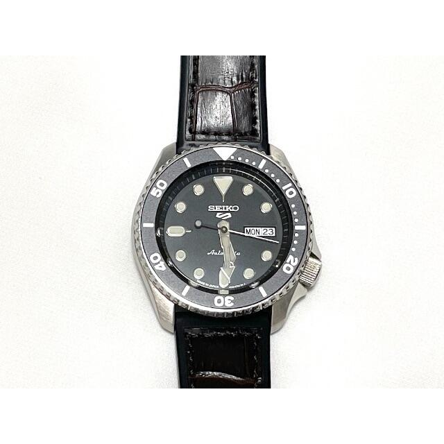 SEIKO(セイコー)の使用半年美品!SEIKO 5 SPORTS ダイバーズ SBSA027 4R36 メンズの時計(腕時計(アナログ))の商品写真