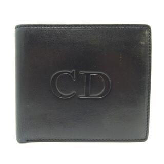 クリスチャンディオール(Christian Dior)のクリスチャンディオール 二つ折り財布(財布)