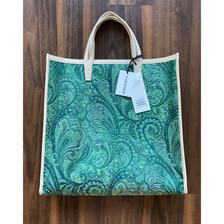 L'Appartement DEUXIEME CLASSE - 9/30【新品未使用】A VACATION ROCK PAISLEY GREEN