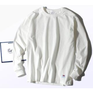 Ron Herman - Fruit Of The Loom 8.5oz厚手 Tシャツ 白L ヘビー