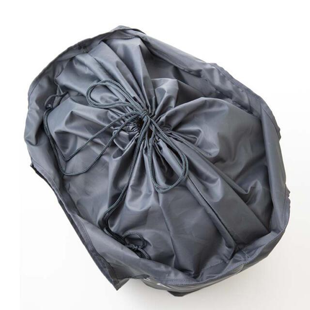 DEAN & DELUCA(ディーンアンドデルーカ)のDEAN & DELUCA レジかご買い物バッグ + 保冷ボトルケース 付録 レディースのバッグ(エコバッグ)の商品写真