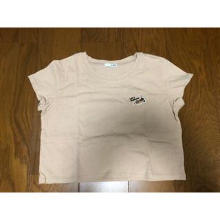 ジェイダ(GYDA)の【GYDA】ロゴTシャツ(Tシャツ(半袖/袖なし))