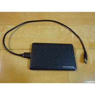 ノートPC用HDD 1TB + ハードケース付き