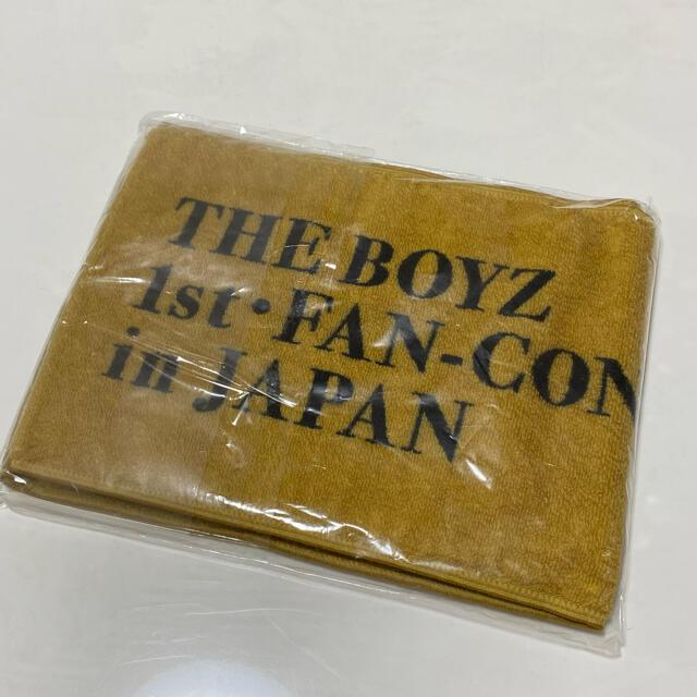 the boyz タオル エンタメ/ホビーのタレントグッズ(アイドルグッズ)の商品写真