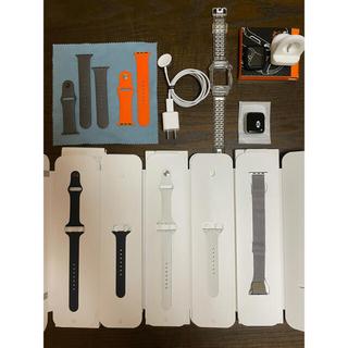 アップルウォッチ(Apple Watch)のアップルウォッチ series5 40mm GPSモデル(その他)