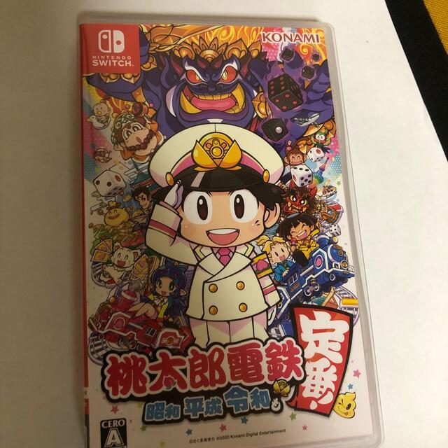 桃太郎電鉄 Switch ソフト エンタメ/ホビーのゲームソフト/ゲーム機本体(家庭用ゲームソフト)の商品写真